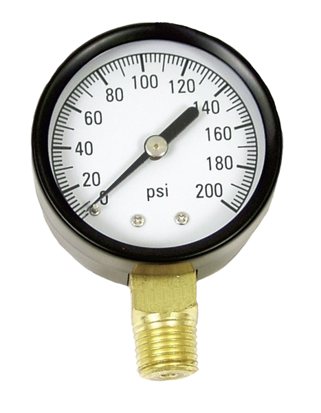 Stainless steel pressure washer gauges in Chicago IL